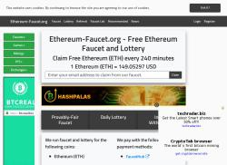ethereum-faucet.org